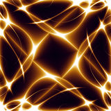 Dance of Lights, fractal02g6 Royalty Free Stock Images