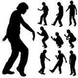 Dance man Stock Photo