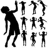 Dance man Royalty Free Stock Photography