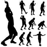 Dance man Royalty Free Stock Image