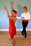 Dance with me Stock Images