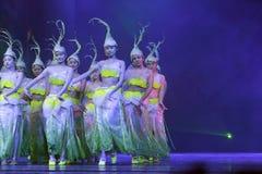 Dance of minnan woman Royalty Free Stock Image