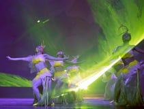 Dance minnan women Royalty Free Stock Photos