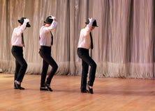 Dance movement Stock Image