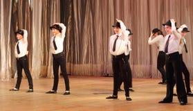 Dance movement Royalty Free Stock Image