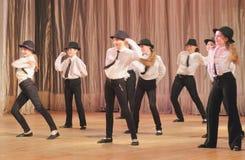 Dance movement Stock Photos