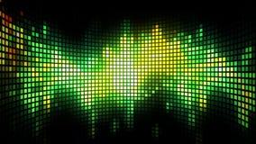 Dance Music Light Box Background Stock Photo
