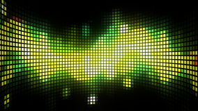 Dance Music Light Box Background Stock Photos