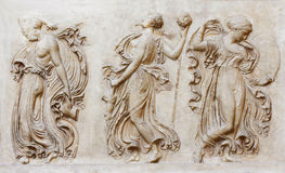 Free Dance Of Maenads Royalty Free Stock Photo - 15058905
