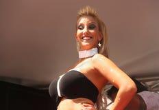 Dance Parade Royalty Free Stock Photo
