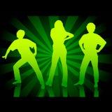 Dance Parade 3 Royalty Free Stock Image