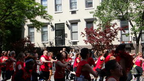 The 2014 Dance Parade New York 28 Royalty Free Stock Photography