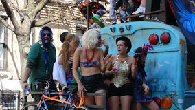 The 2014 Dance Parade New York 214 Stock Image
