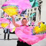 Dance Parade NYC Stock Photo