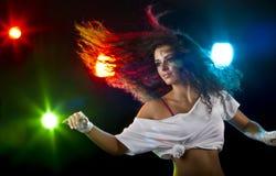 Dance party Imagens de Stock
