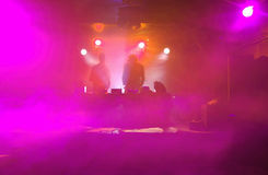 Dance party Dj's Royalty Free Stock Photo
