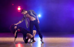 Dance Passion Royalty Free Stock Images