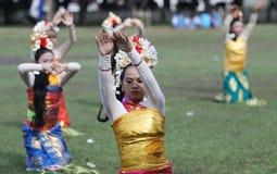 Dance pendhet Stock Photo