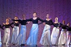 Dance performance Royalty Free Stock Photos