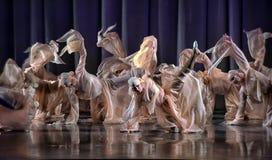 Dance performance Stock Photos