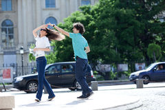 Dance is Power! Royalty Free Stock Photo