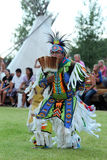 Dance - Powwow 2013 Royalty Free Stock Photo