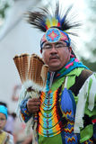 Dance - Powwow 2013 Royalty Free Stock Image