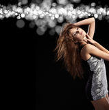 Dance Queen Royalty Free Stock Photography