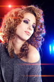 Dance Queen Royalty Free Stock Images