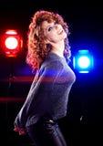 Dance Queen Stock Images
