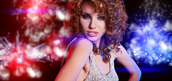 Dance Queen Royalty Free Stock Photo