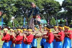 Dance Raden Mas Said Royalty Free Stock Photos