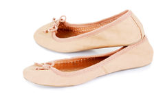 Dance shoes Stock Image