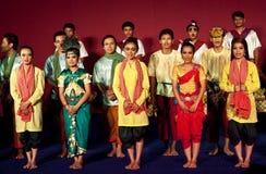 Dance Show, Cambodia Royalty Free Stock Photos