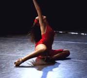 Dance star Stock Image