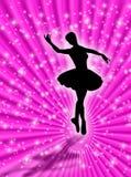 Dance in the stars Stock Photo