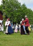 Dance in Sweden Stock Photo