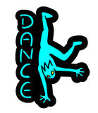 Dance symbol Stock Photos
