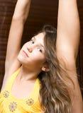 Dance Teen Girl Stock Images