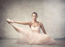 Dance training Stock Photo