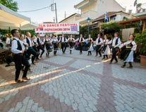 Dance Troop Stock Images