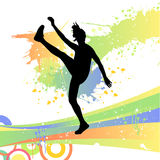 Dance vector Stock Photo