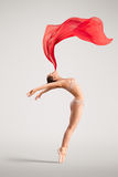 Dance with your dream. Stock Images
