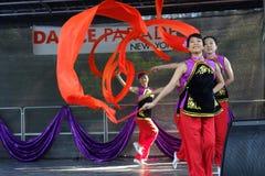 DanceFest 2014年在纽约123 免版税库存图片