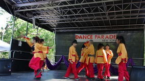 DanceFest 2014 in New York City 120 Stockfotos