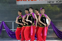 DanceFest 2014 In New York City 45 Stock Image