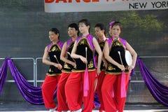 DanceFest 2014 in Stad 45 van New York Stock Afbeelding