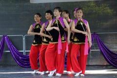 DanceFest 2014 in Stad 68 van New York Royalty-vrije Stock Afbeelding