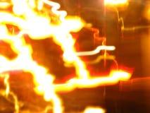 Dancefloor Blurs. A beautiful background of dancefloor lighting blurs Royalty Free Stock Photo