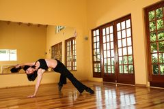 Dancer #10 Royalty Free Stock Images